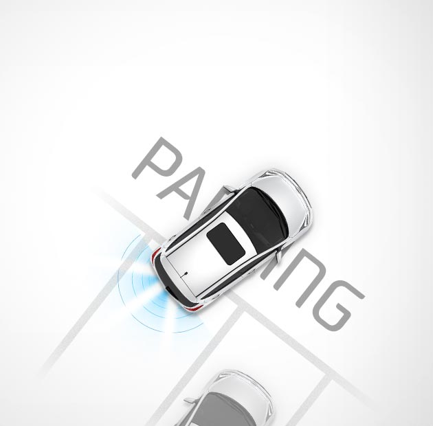 Rear Parking Assist System (RPAS)